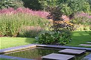 Large Garden Landscaped Water Feature Near Leeds Yorkshire By Paperbark Garde Water Features In The Garden Landscaping Water Feature Country Garden Landscaping