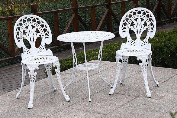 Bistro Set Garden Furniture