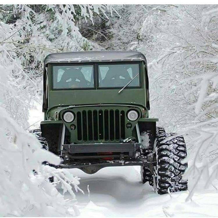 Orange Jeep In The Snow Jeep Convertible Jeep Wrangler Orange Jeep