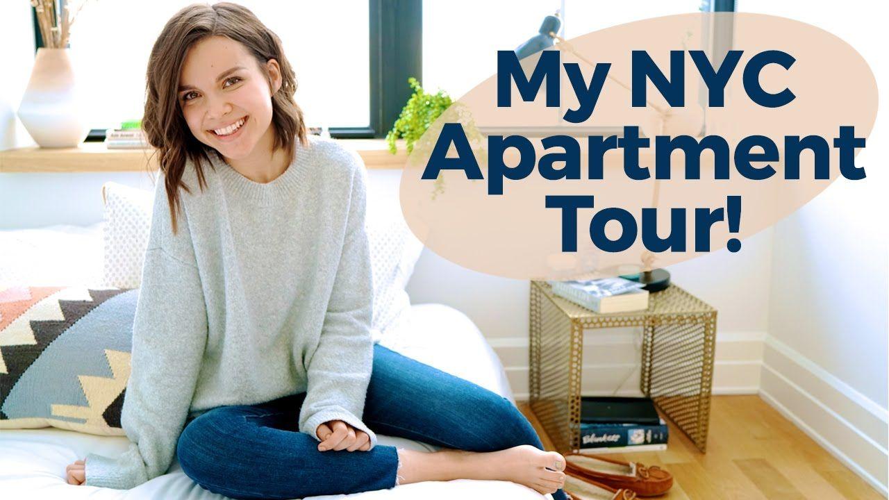 My NYC Apartment Tour! | Ingrid Nilsen