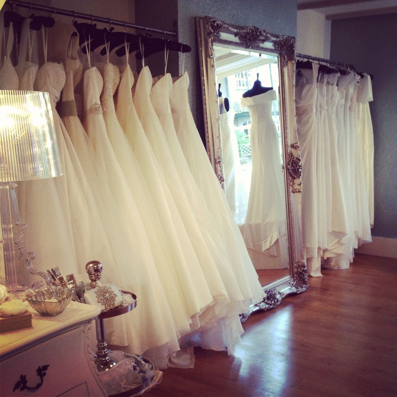 Bridal Boutique In Cotswolds, Close To Stratford Upon Avon