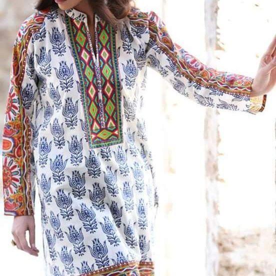 Bakra Eid Sale Khaadi Master Replica Kurti In Just Rs 999 Grab It