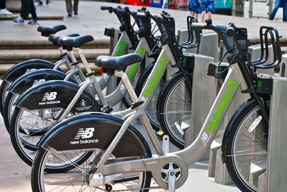 Boston A Better City Thanks To Hubway Bike Sharing The Best Way