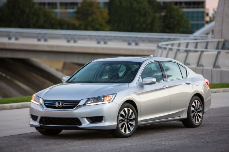 The 2014 Honda Accord Hybrid is not only reliable and