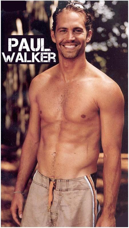 Sexy pics of paul walker