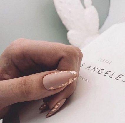 winter manicure 20192020 trendy winter nail art design