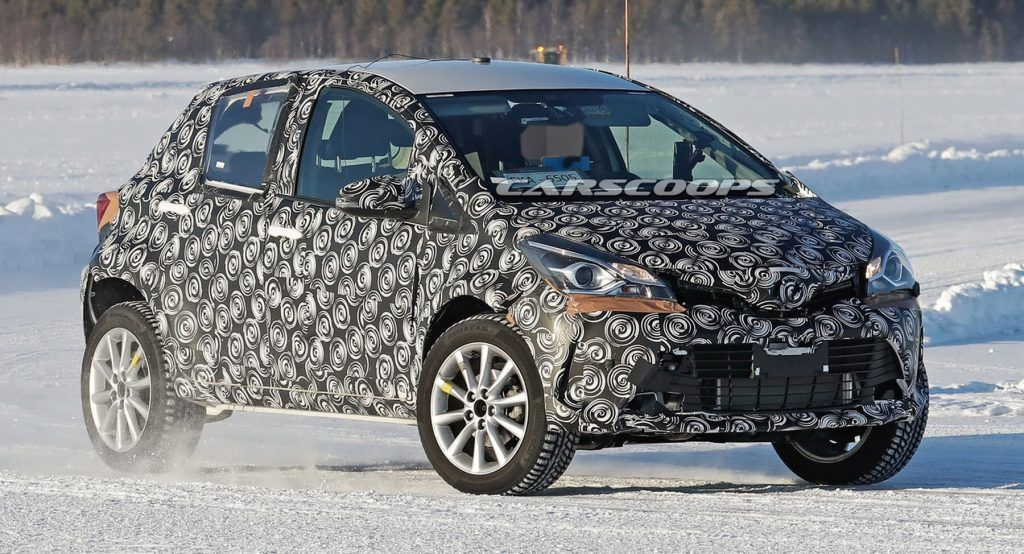 New Toyota Yaris Based Suv Will Be Unveiled Tomorrow Carscoops In 2020 Toyota Suv Suv Yaris