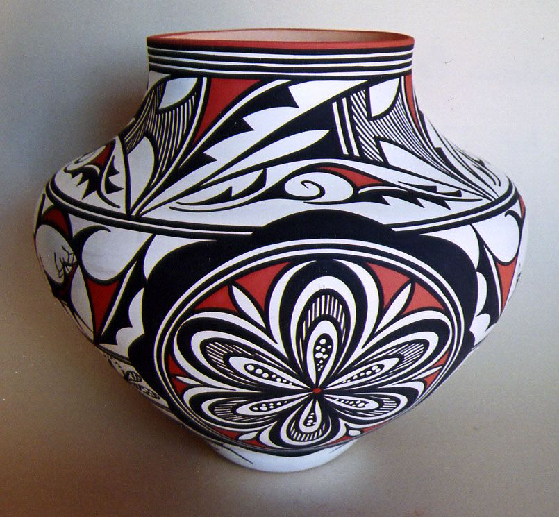 Zuni Pottery American Sw Pottery Pinterest Pottery Native Americans And Native American