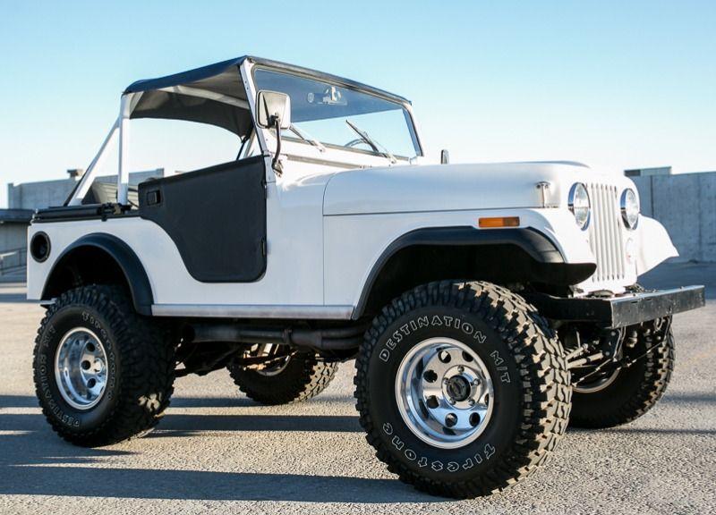 1974 Jeep Cj 5 In 2020 Jeep Cj Jeep Cj5 Jeep
