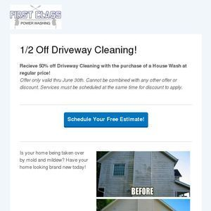 Check Out This Godaddy Powered Newsletter Learn More At Http Pressurewashersconnect Com Pressure Washing Tips Pressure Washing House Wash