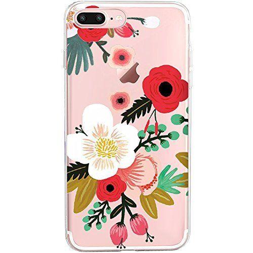 coque iphone 7 plus motif fleur