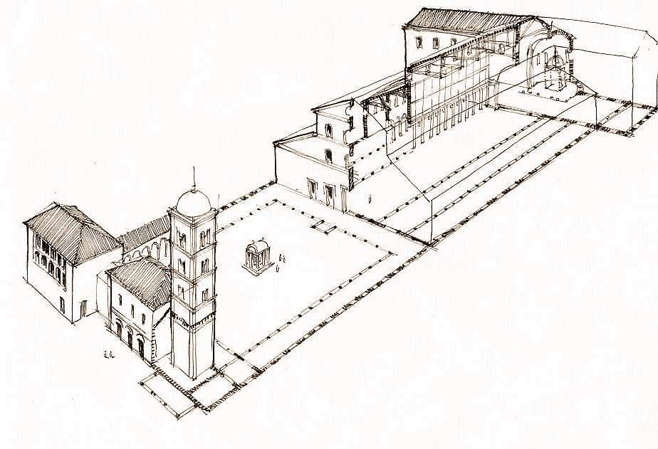 Resultado De Imagen Para Basilica San Pedro Dibujos
