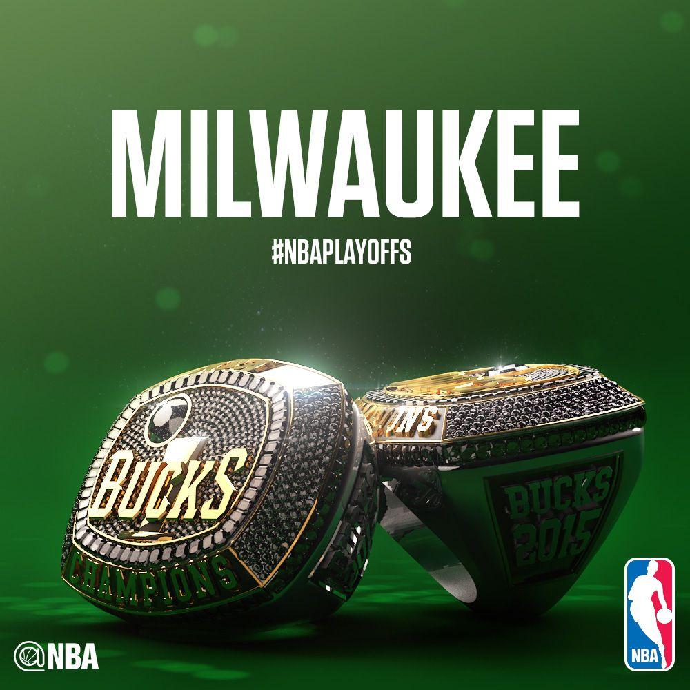 2015 NBA Champion Milwaukee Bucks' has a nice RING to it ...