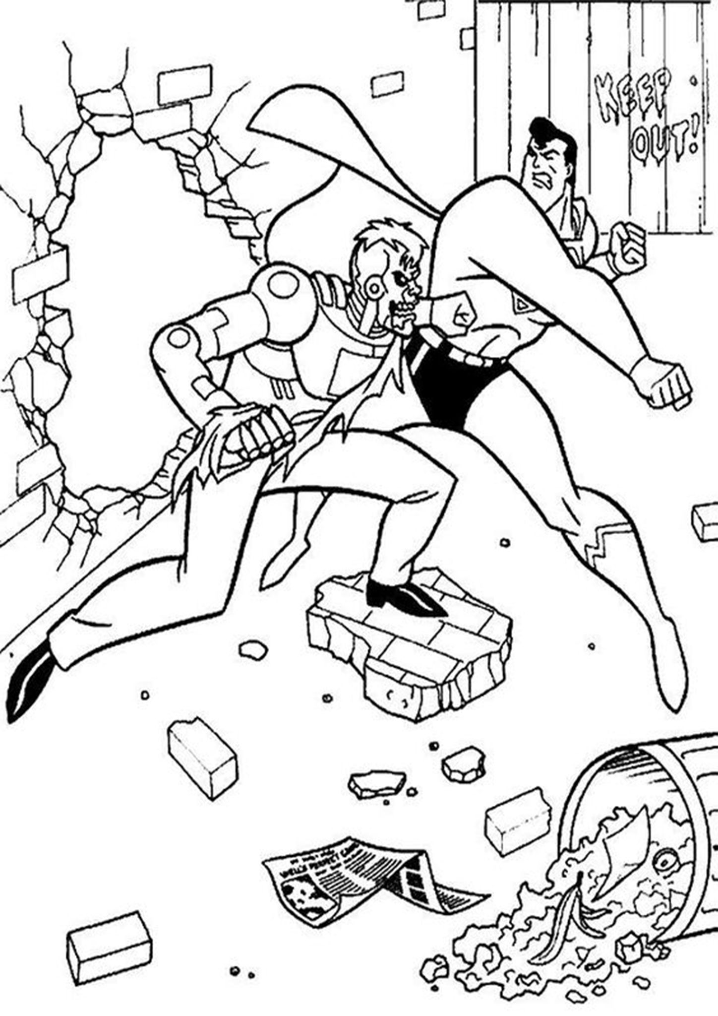 Free Easy To Print Superman Coloring Pages Superhero Coloring Pages Superman Coloring Pages Cartoon Coloring Pages