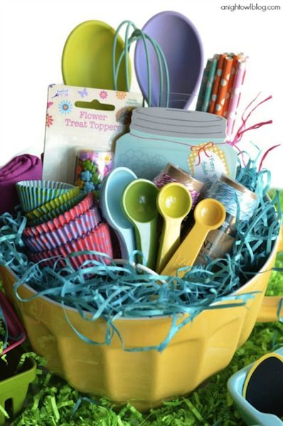 25 Creative Easter Basket Alternatives Homemade Easter Baskets
