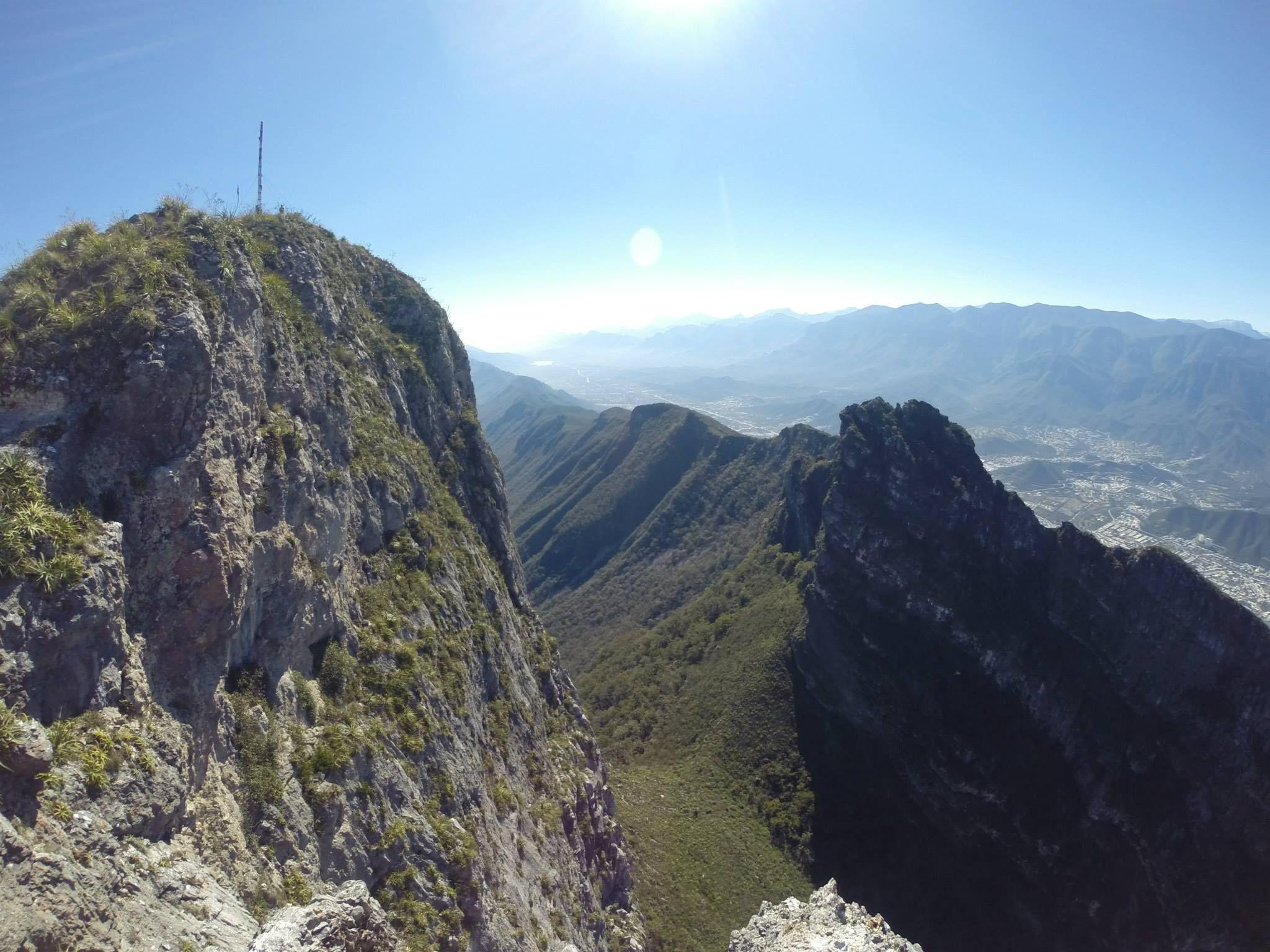 Estratos Cerro de la Silla