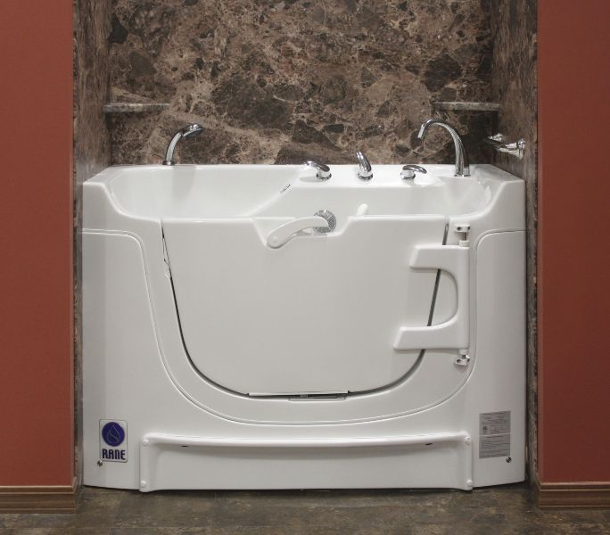 Walk In Tubs Carefree Home Pros Carefree Homes Bathrooms Remodel Tub