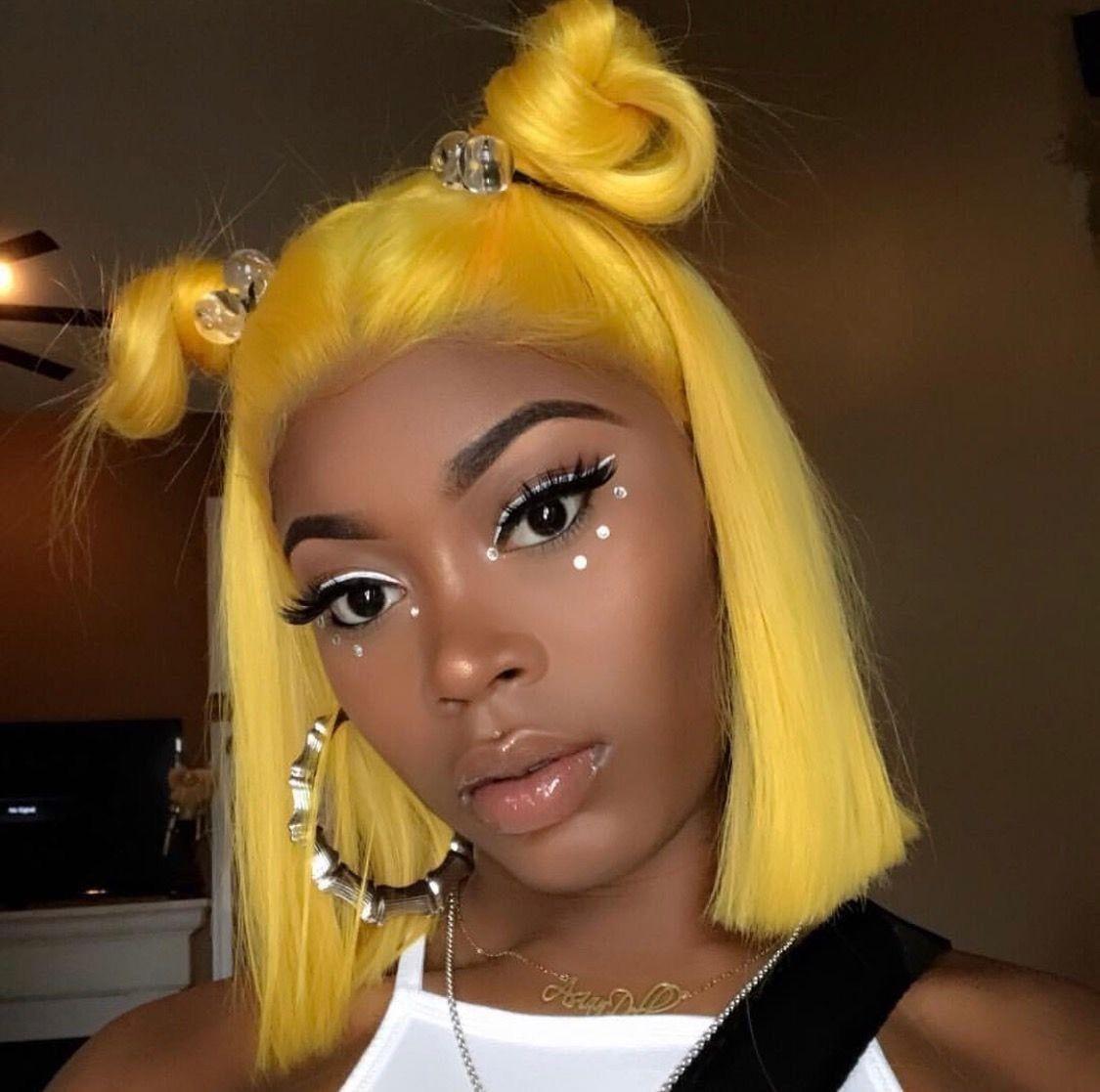 Pin by imni on ubaddies in pinterest hair styles