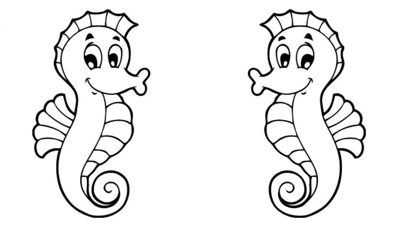 Como Hacer Un Movil Colgante Para Bebes Dibujo De Caballitos De