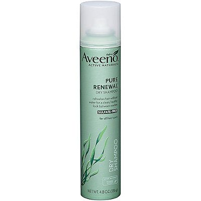 The best dry shampoo