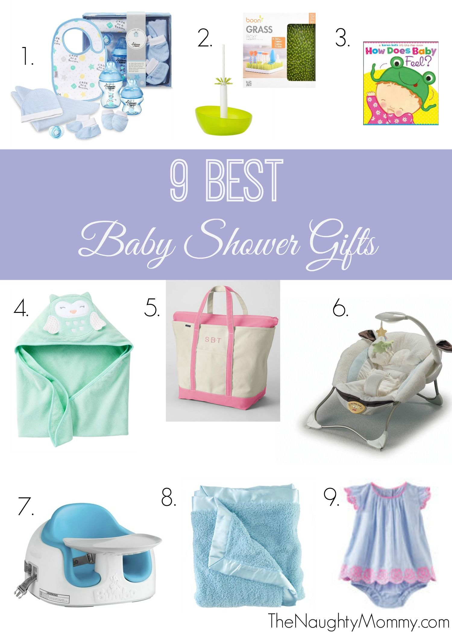Have A Baby Shower Coming Up? Here My Nine Favorite Baby Shower Gifts That I
