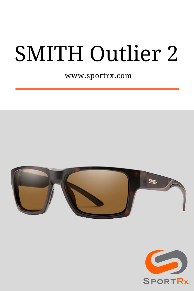 1342c754f3 Shop the SMITH Outlier 2 online at SportRx. Available in prescription.