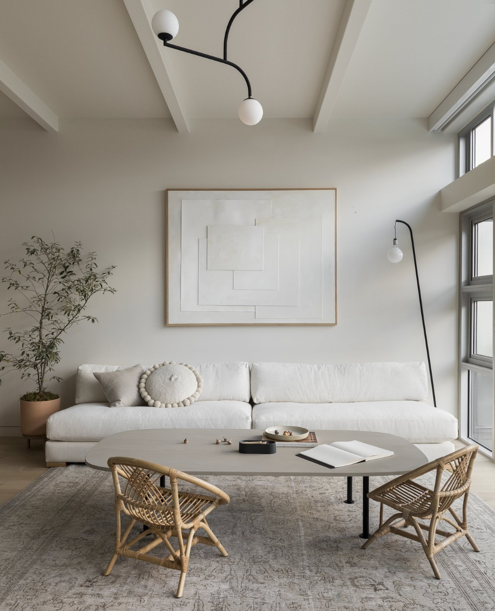 Photo of Photo 6 of 11 in This Airy Portland Loft Was No Easy Task to Transform