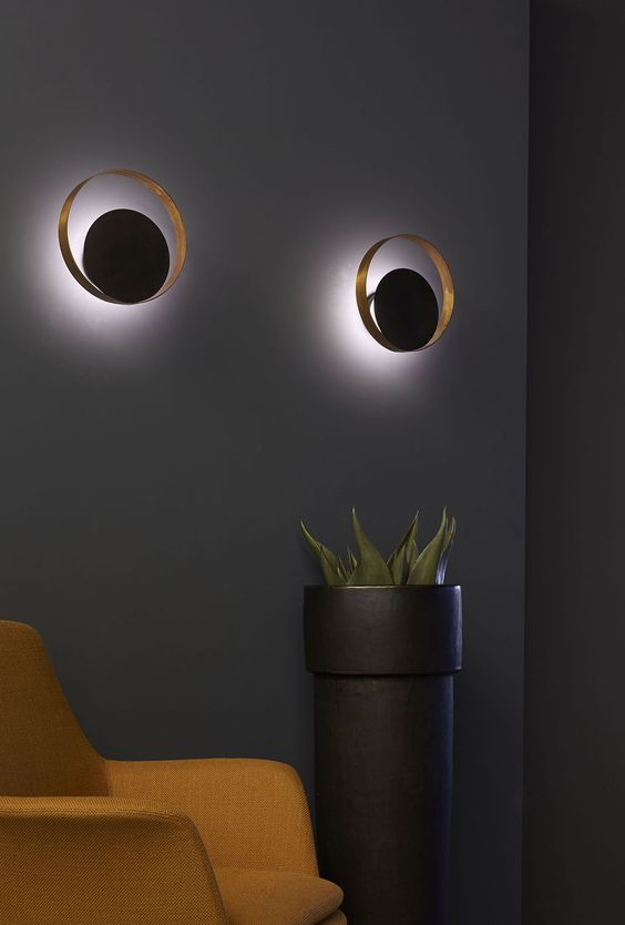 Use battery operated lights 20 unique wall lamps that - Battery operated car interior lights ...