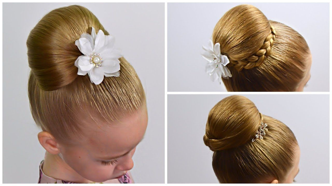 Easy French Roll Hairstyle Step By Step French Bun Hairstyles For Girl In 2020 Bun Hairstyles French Roll Hairstyle Roll Hairstyle