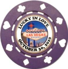 Personalized magnetic poker chips casino host caesars palace las vegas
