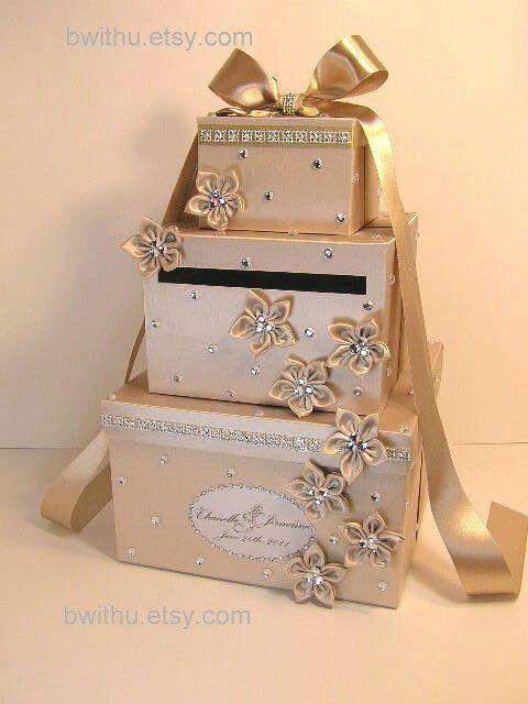 Caja de los deseos | Wedding decoration | Pinterest | Box, Wedding ...