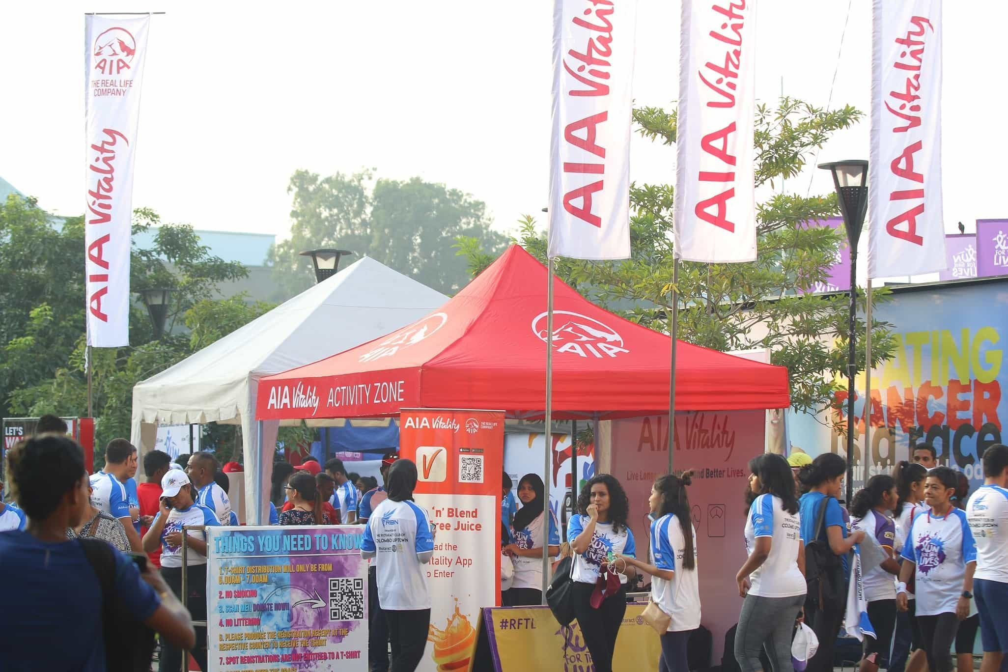 Being A Real Life Company For Almost Three Decades Aia Insurance