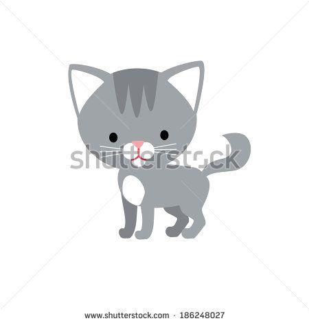 Kitten Stock-Vektorgrafiken & Clip Art-Vektorgrafiken | Shutterstock