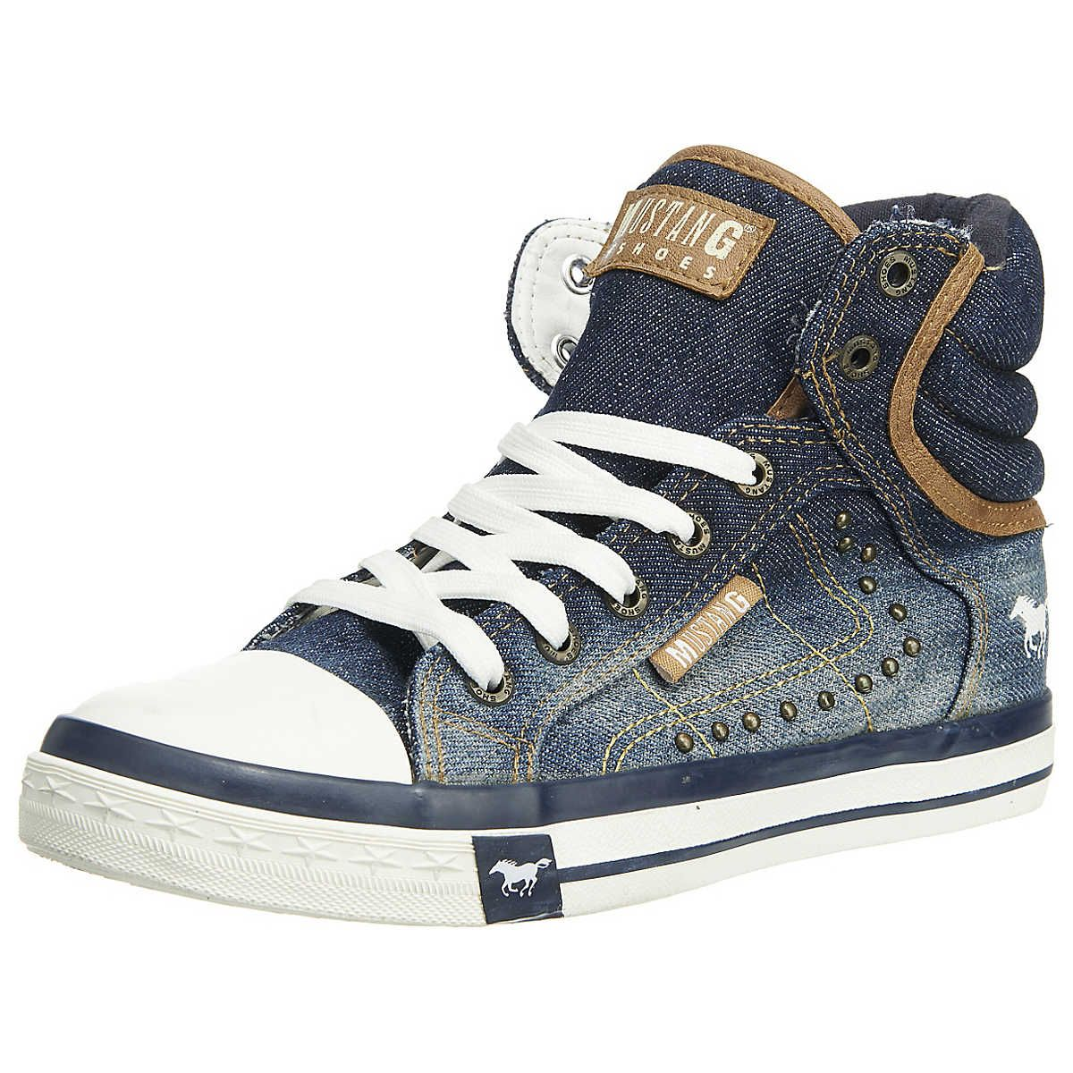 super popular 227c4 2440b MUSTANG Sneakers | Handbags and Shoes | Sneakers, Fashion ...