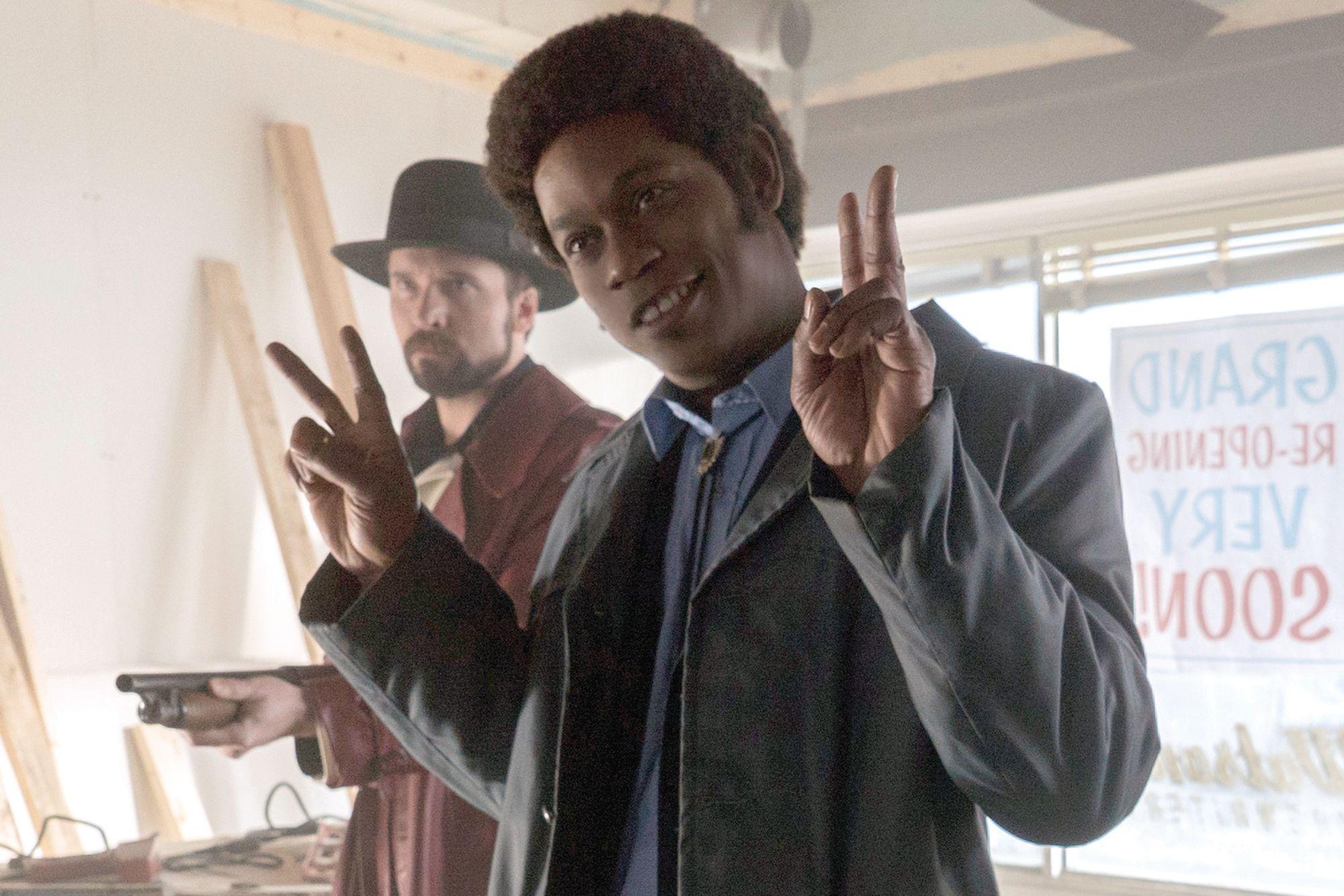 Bokeem Woodbine as Mike Milligan in Fargo's Season 2 | Mike ...