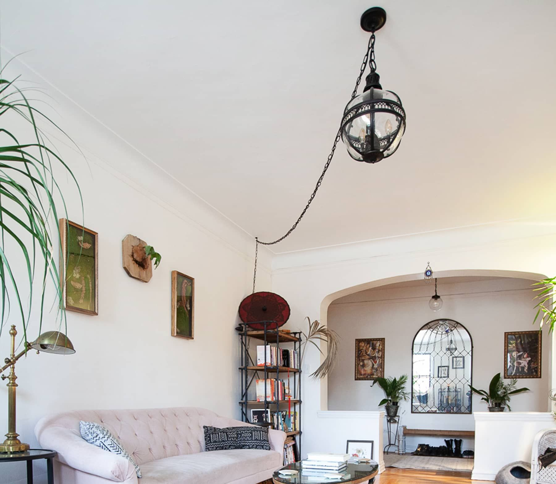 A Rental Apartment In Queens Is Gothic With A Dash Of The