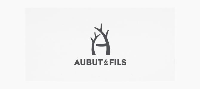 famous furniture companies. delighful famous aubut u0026 fils flat logo  logo design for furniture company with famous furniture companies n
