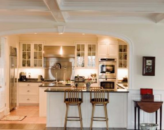 Kitchen And Dining Room Unique How To Cut A Hole In A Wall To Open Up Kitchen  Kitchens Walls Design Ideas