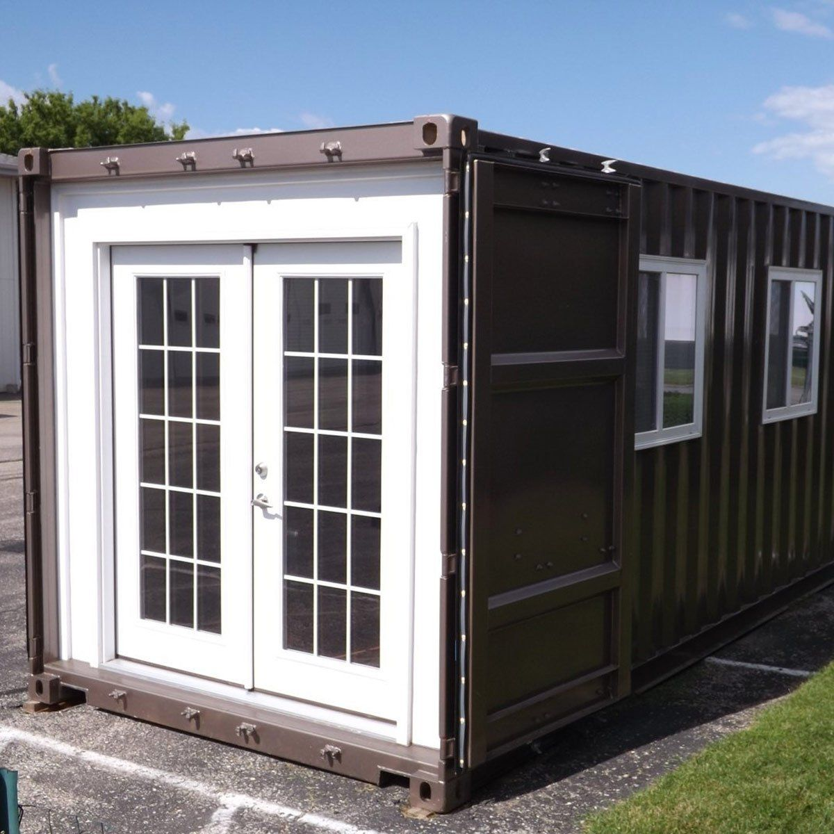 Kleine Container Amazon Now Sells Shipping Container Tiny Homes Konténerház