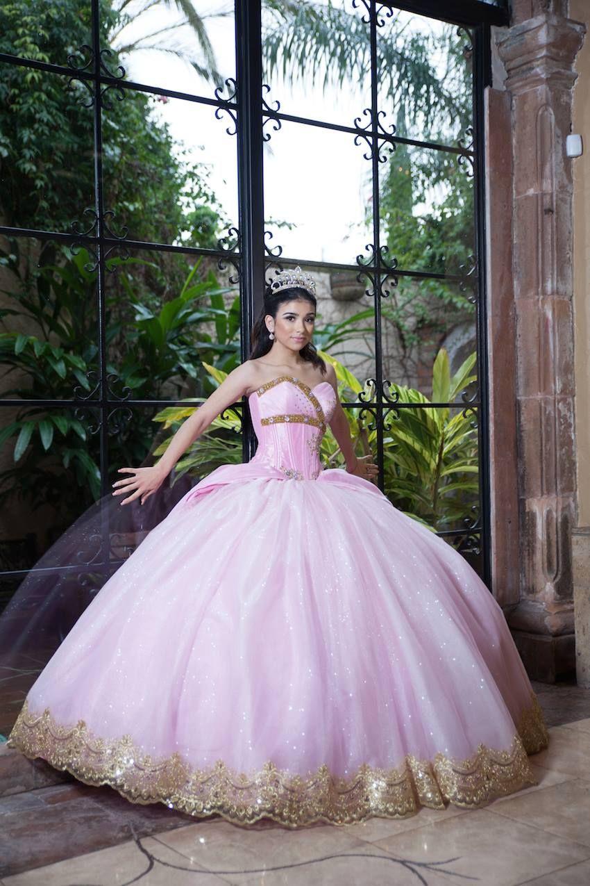 Bestido de princesa
