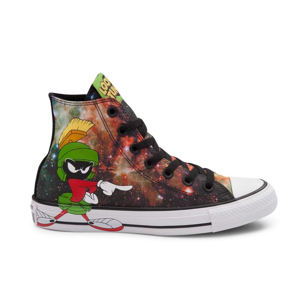 Converse Chuck Taylor All Star Hi Looney Tunes Marvin The Martian Sneaker