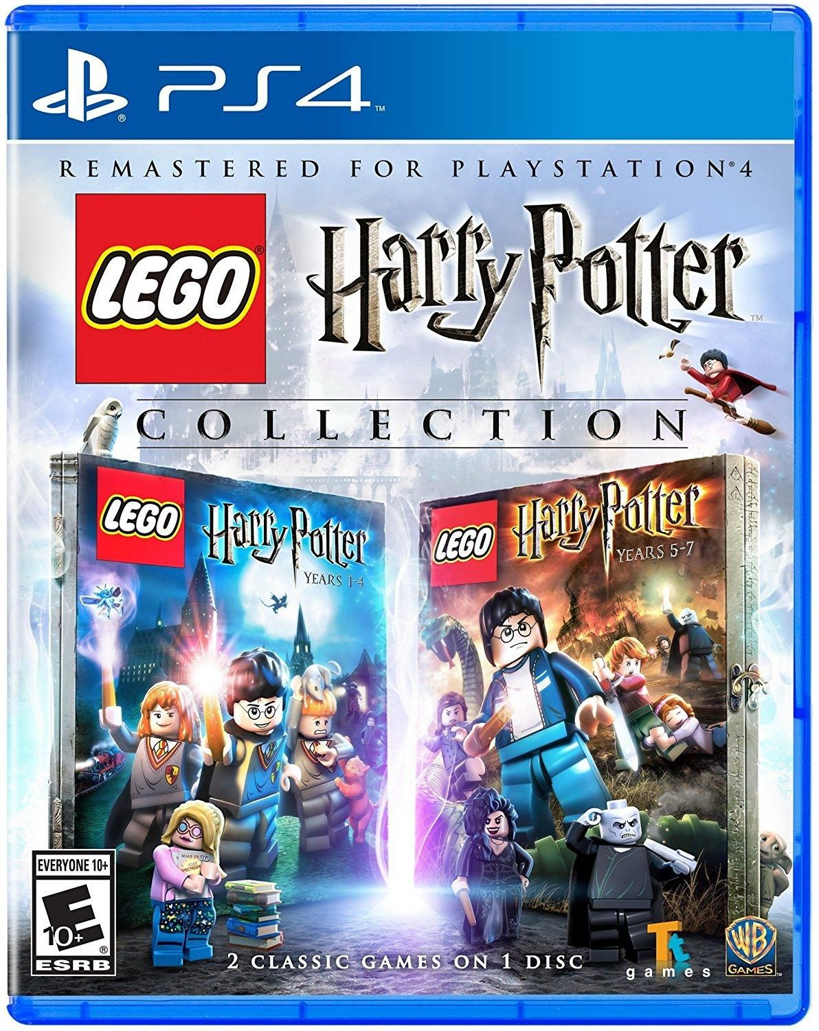 Amazoncom LEGO Harry Potter Collection PlayStation Video - Ps4 spiele minecraft amazon