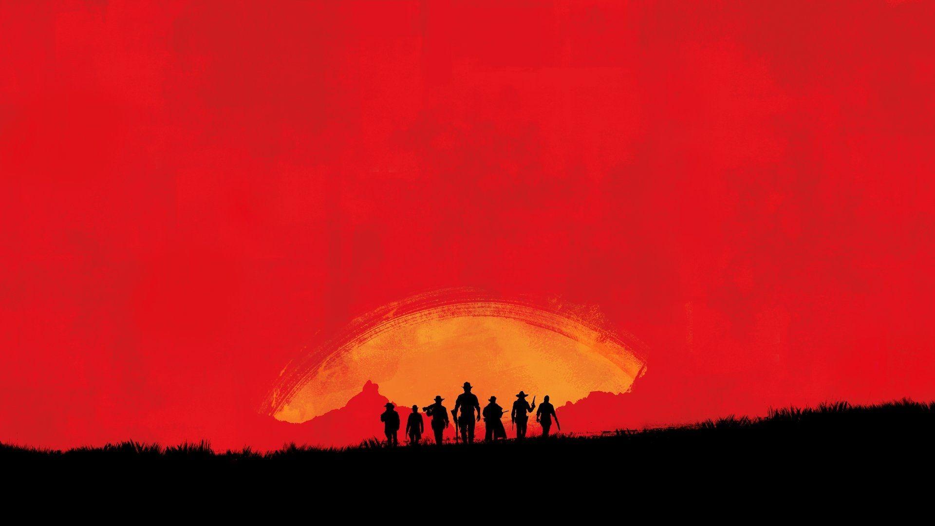 Red Dead Redemption 2 Artwork