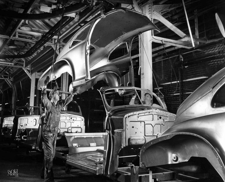 Fischer Body Assembly Operations Cool Cars And Trucks