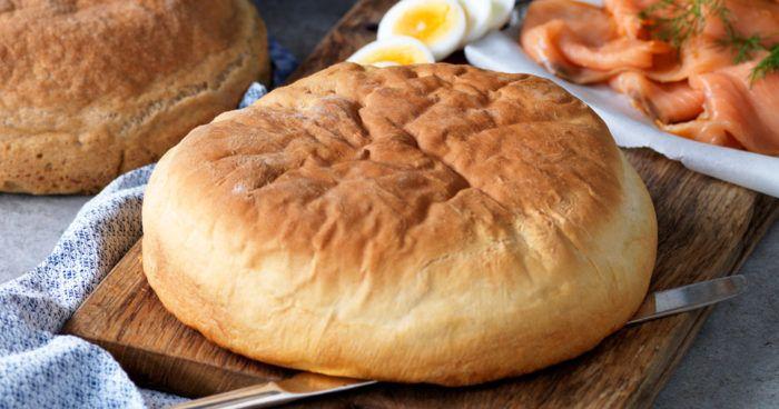 glutenfri smörgåstårta bröd