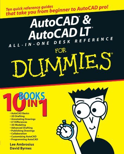 Autocad Autocad Lt All In One Desk Reference For Dummies Pdf