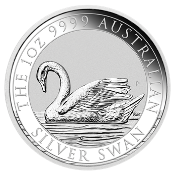 Buy Swan 2017 1oz Silver Bullion Coins Online The Perth Mint Bullion With Images Buy Silver Coins Silver Bullion Coins Silver Bullion