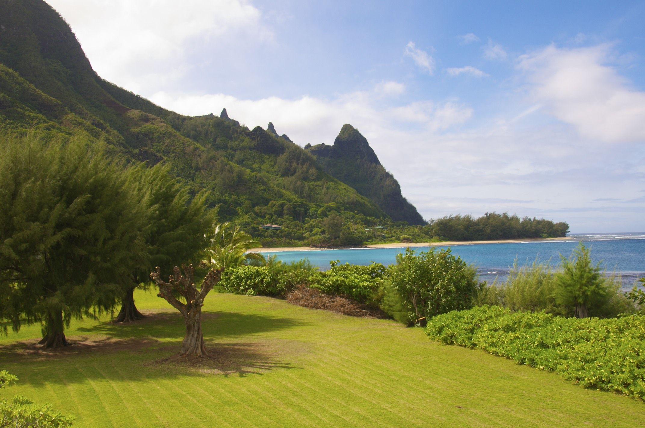 Haena Point, Kauai. KauaiThe Garden Island Kauai