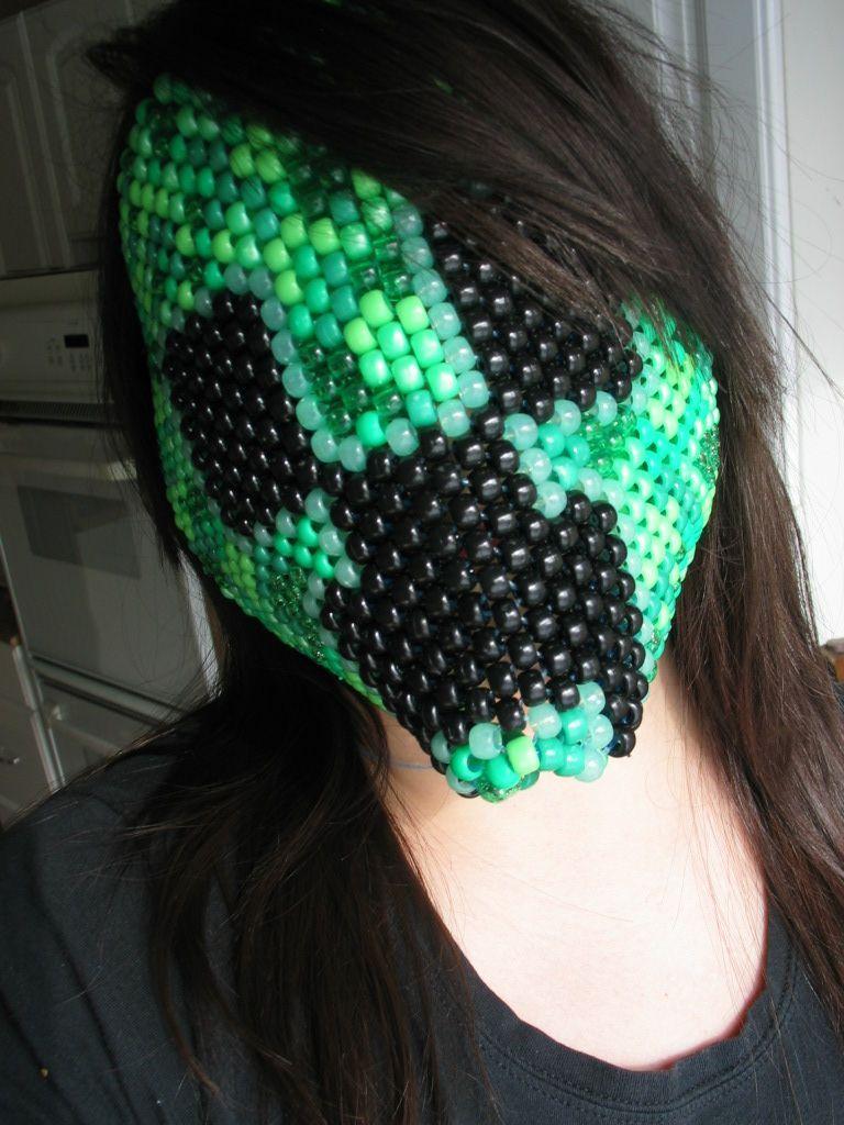 Minecraft Kandi Mask Patterns  Google Search