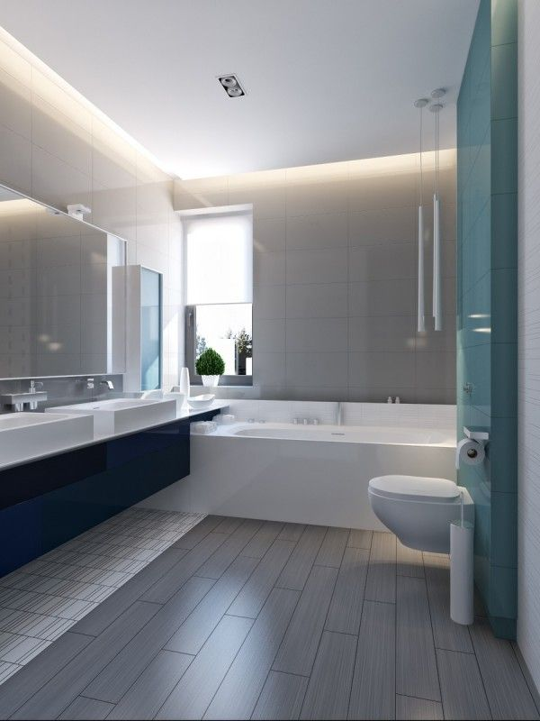 Modern House Interiors With Dynamic Texture And Pattern Beautiful Bathroom Designs Blue Bathroom Tile House Bathroom Heritage sonic square bathroom design